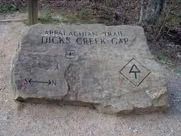 dick's creek gap