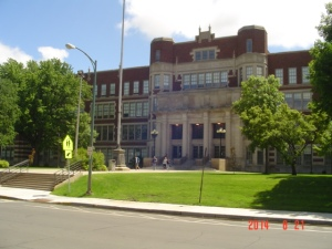 Hibbing High School