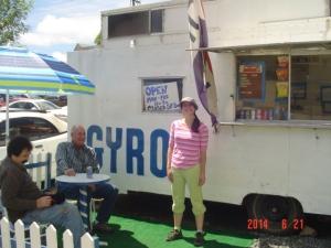 Hibbing Gyros Trolley