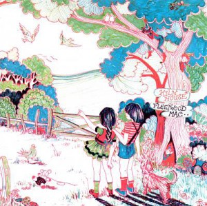 KILN HOUSE, with artwork by Christine McVie