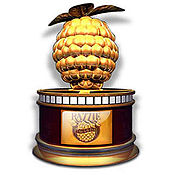 The Razzie Award, honoring the worst in Hollywood