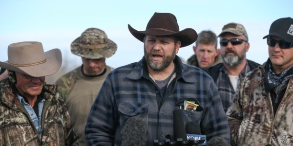 Anti-Government Protestors Occupy National Wildlife Refuge In Oregon