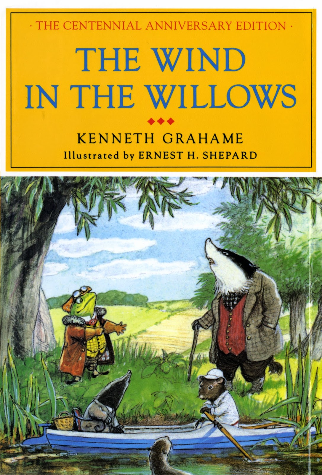 The Wind in the Willows Shepard