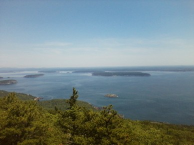 Champlain Mountain
