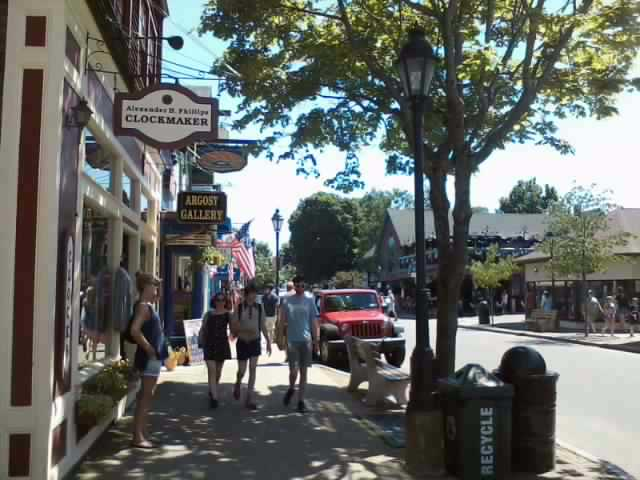 Downtown Bar Harbor 2