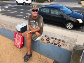 Don the Beachcomer and cowry shells