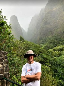 'Iao Valley portrait