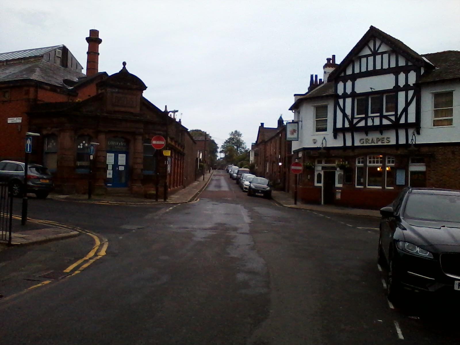 Woolton Village